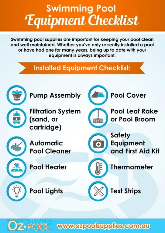 News swimming pool equipment checklist - Commercial swimming pool safety equipment ...